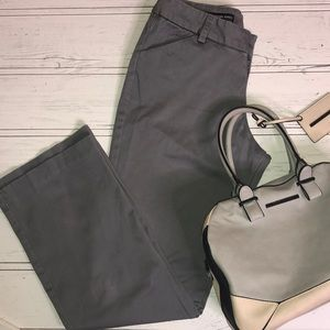 Lee Gray CURVY FIT Modern Series Trouser